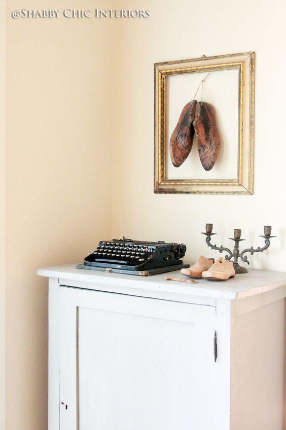 Shabby Chic Interiors: Trasformare un angolo di casa