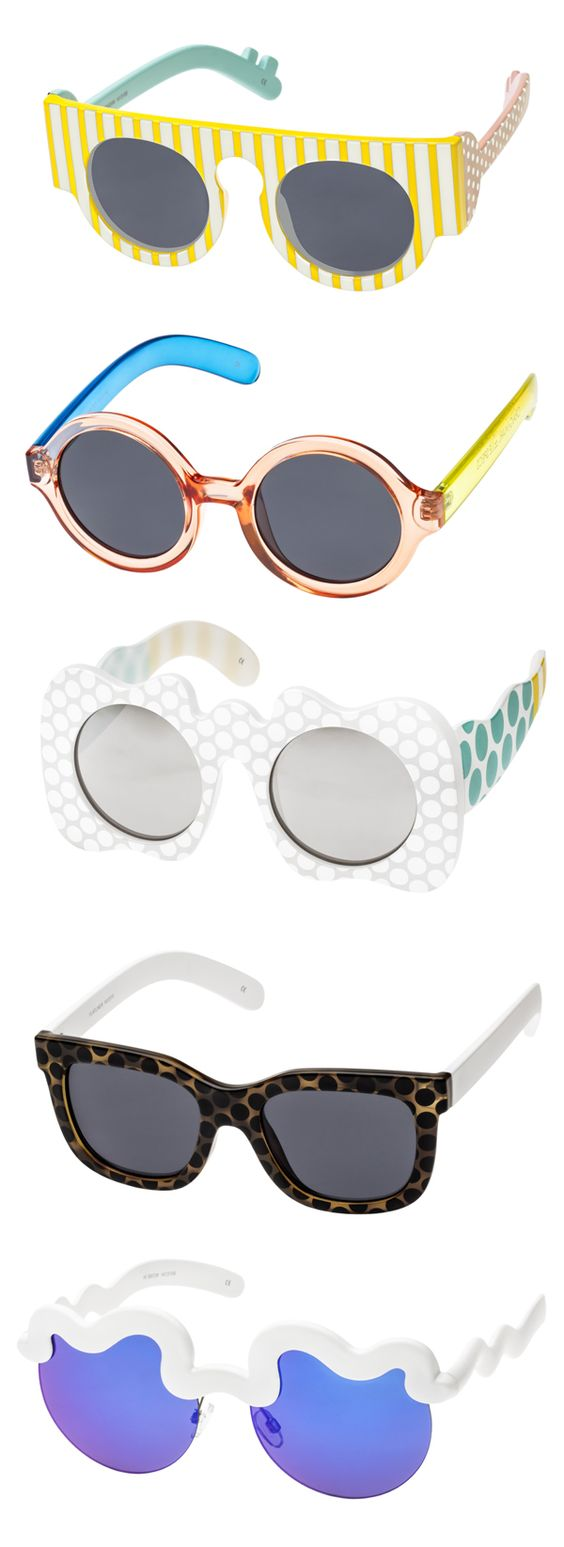 Craig & Karl X Le Specs sunnies