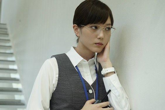 ドラマ「絶対零度」で演技されている本田翼さん