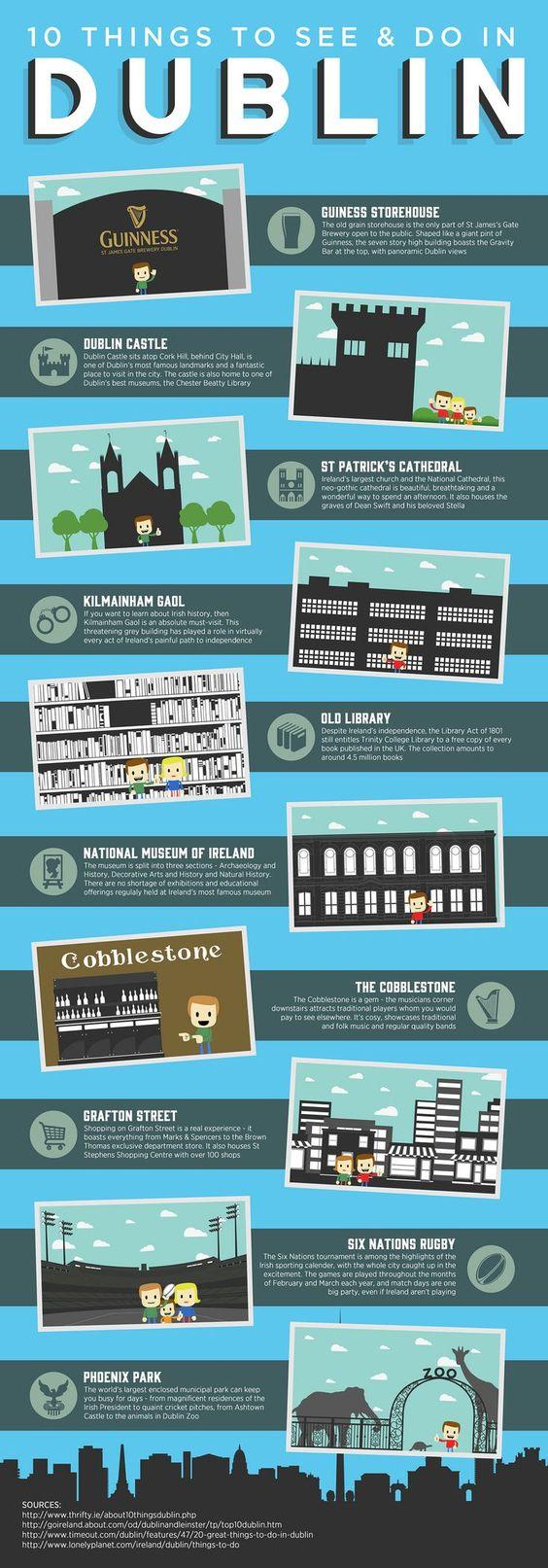 #Dublin attractions. #IESinternships