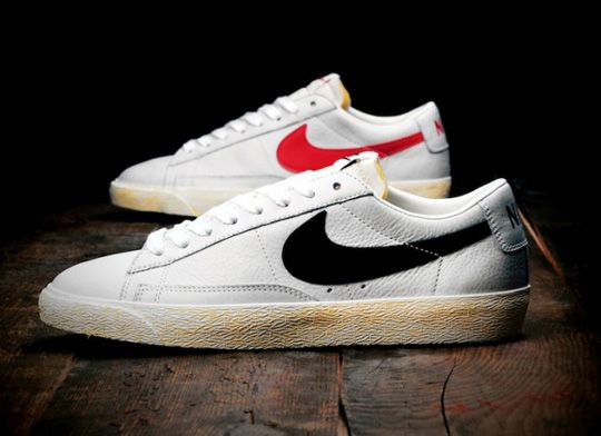 Nike Blazer Low Vintage Premium S/S 2012 | Streetwear shoes ...