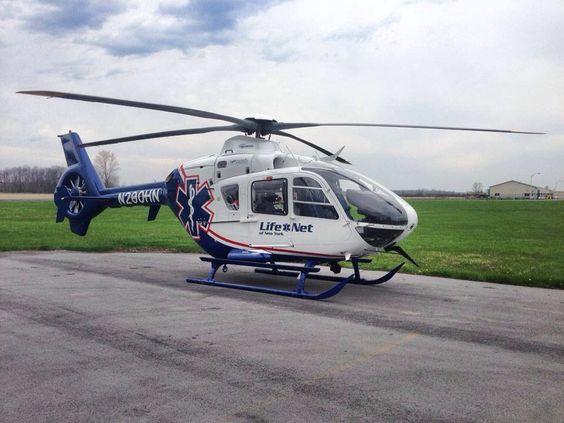 New LifeNet bird, Seneca falls airport Cool air ambulance pins - air ambulance nurse sample resume