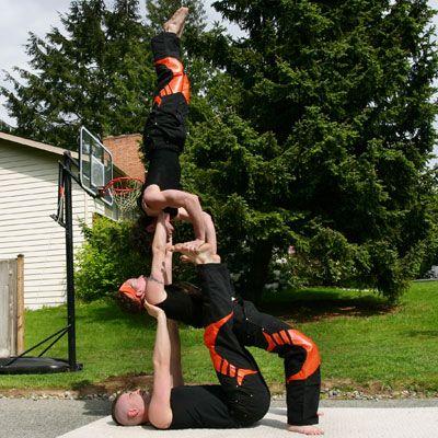 Acro Yoga Seattle - Photos