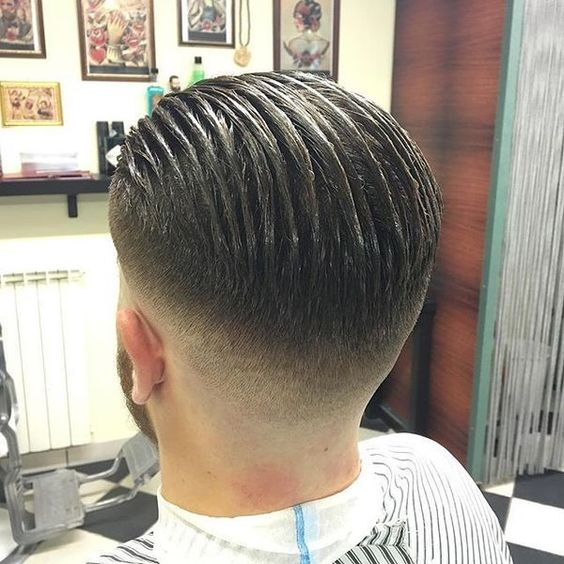greaser hair