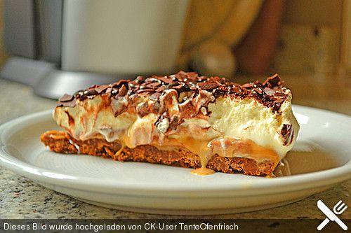 Banoffee Pie, ein gutes Rezept aus der Kategorie Dessert. Bewertungen: 422. Durchschnitt: Ø 4,6.