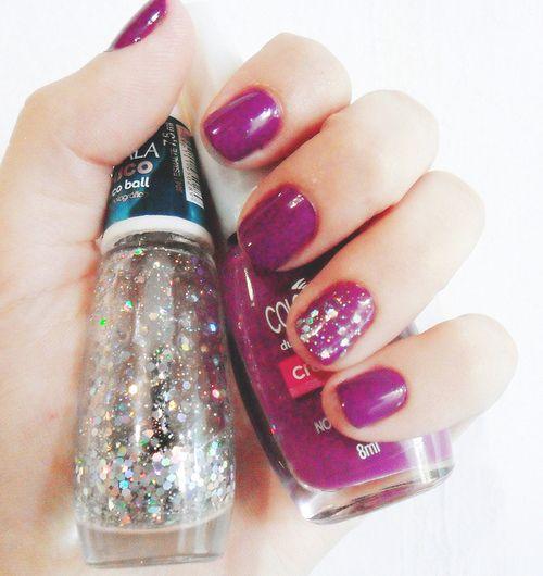 Purple! (: