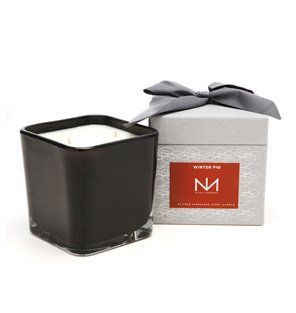 Winter Fig signature candle by Niven Morgan