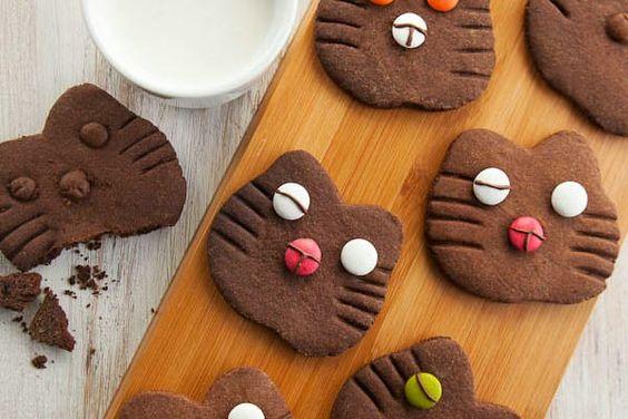 Biscoito Chocogatos