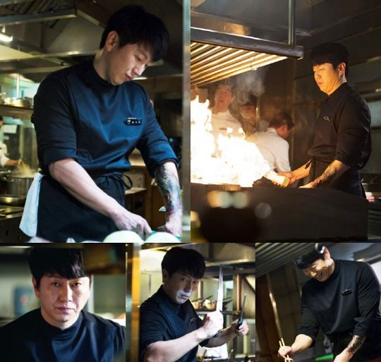 3. Kim Soo Ro, a former mob boss-turned-chef, who also dies and ends up in Oh Yeon Seo's hot body.