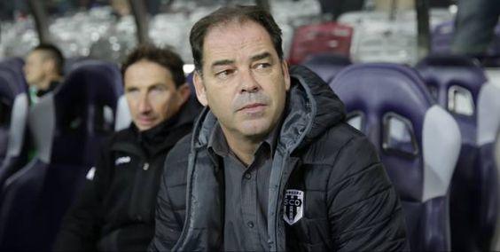 Foot - L1 - Angers - Stéphane Moulin (Angers) : «50 points, c'est génial»