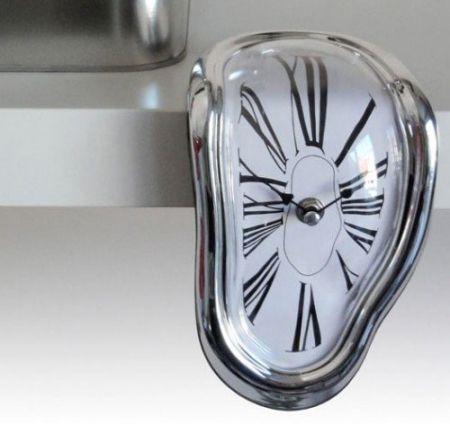$9.99 Time Warp Melting Clock