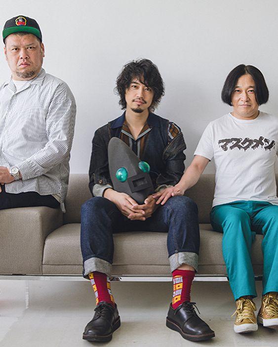 永野さんと斎藤工さんとくっきー