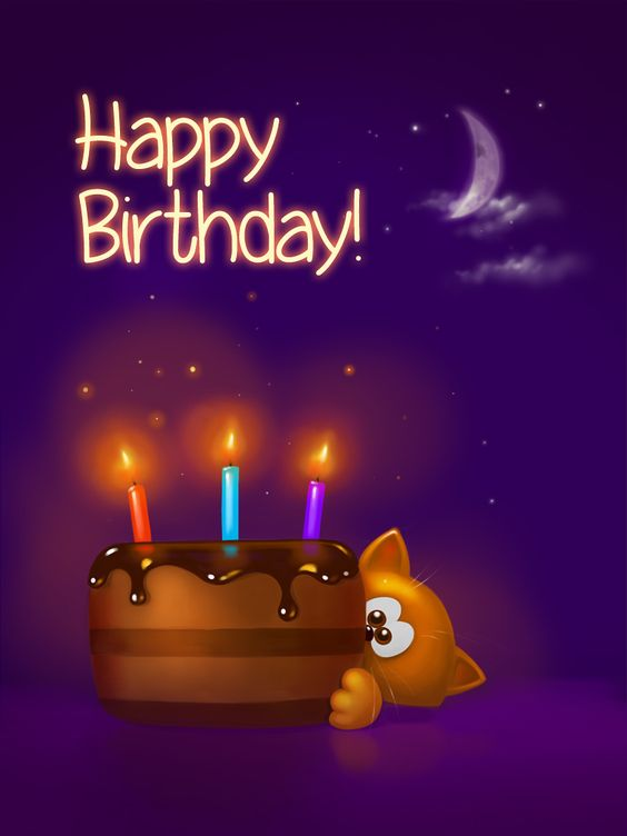 #Happy #Birthday. Hope it's one of the best ever!!!!... a lovely birthday for a lovely person! #Install our awesome #app to #congratulate your friends!  bdaycards.com