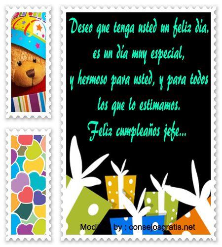 postales con palabras para desear fel u00ecz cumpleaños jefe, enviar tarjetas con mensajes de