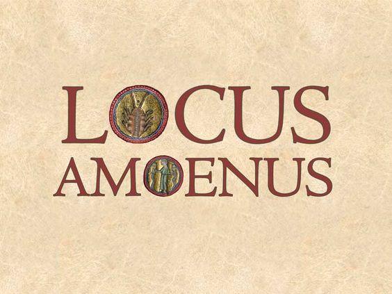 Locus Amoenus: Book 1