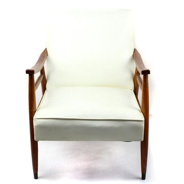 My design inspiration: Mid-Century Modern Accent Chair on Fab.
