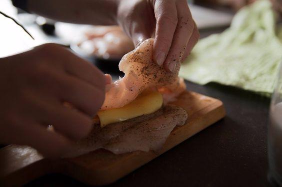 Рецепт шницеля из куриного филе