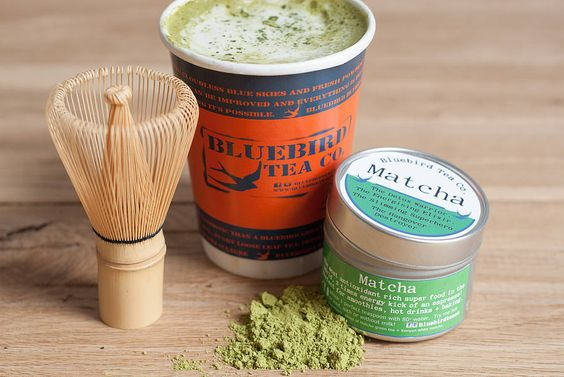 Matcha is a traditional Japanese powdered green tea with:  10 x the benefits of regular green tea 7 x the vitamin C as orange juice 3 x the energy boost as an espresso shot!  It has been proven to aid weight loss, lower blood pressure and increase concentration levels and clarity of mind.