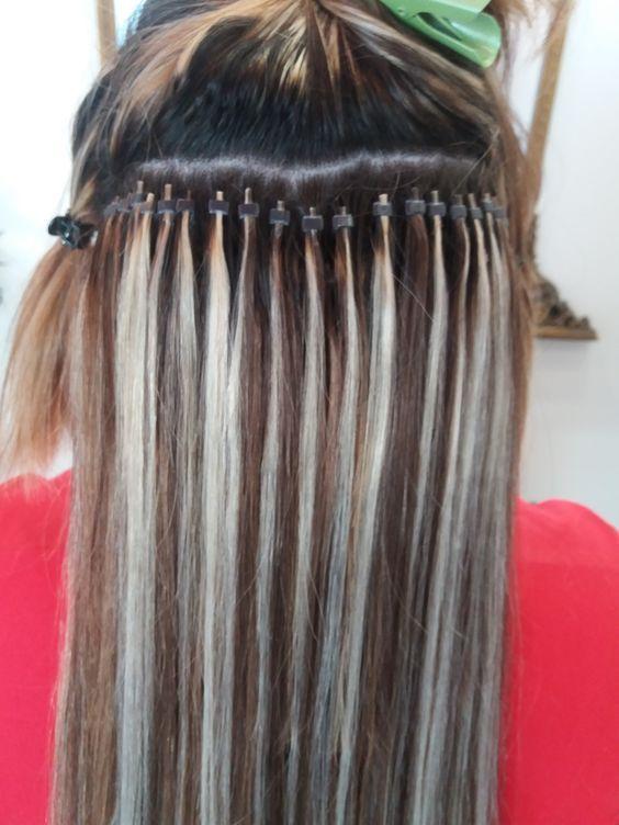 Extensions Cheveux Lyon 7 France Bennellextensions Extension Cheveux Extension A Froid Extension De Cheveux Naturel
