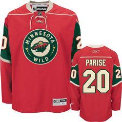 Zach Parise signs with the Minnesota Wild! #NHL #MinnesotaWild - http://www.fansedge.com/Zach-Parise-Jersey-Reebok-Red-20-Home-Minnesota-Wild-Jersey-_946838377_PD.html?social=pinterest_pfid29-04872