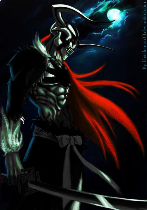 VastoLord Ichigo by BlueDemon13.deviantart.com on @deviantART