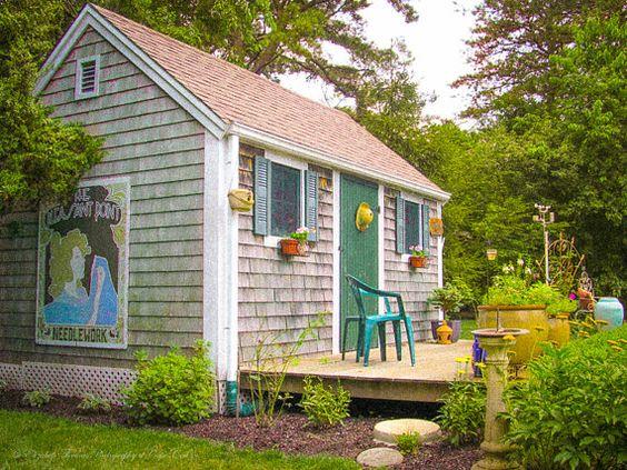 cape cod garden shed sandwich massachusetts new england travel art architecture quaint country favorite places spaces pinterest massachusetts