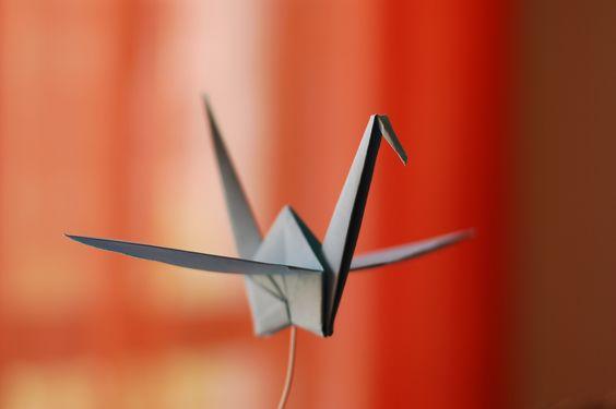 Origamis são opções baratas e sustentáveis para decoração