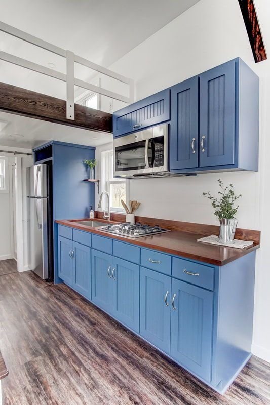 Lodge By Modern Tiny Living Tiny Living Tiny House Kitchen Kitchen Design Small Small House Kitchen Ideas