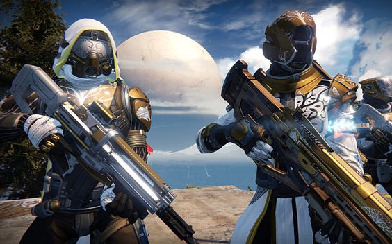 Destiny: first look review - Telegraph