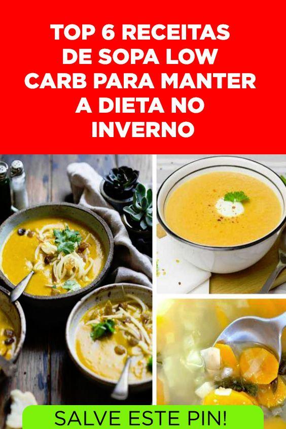 6 Receitas De Sopa Low Carb Para Manter O Foco E Nao Engordar No