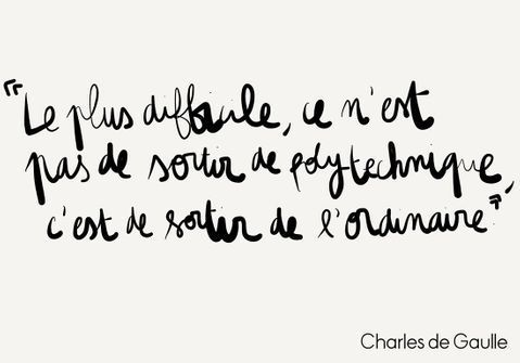 Charles De Gaulle Pensees Positives Citation De Gaulle Citations Quotidiennes