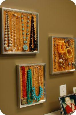 For Gracie's jewelry.