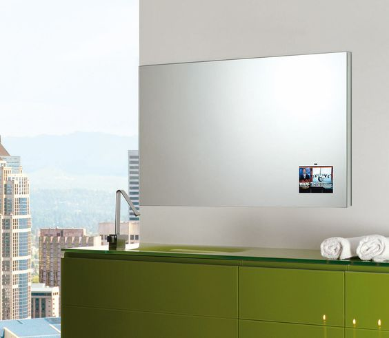 Artelinea s p a espejos tv info ba o dise o - Espejos de banos modernos ...