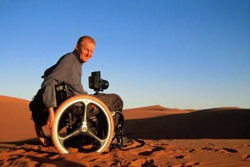 Cadeirantes em Foco: Cadeirante no deserto http://cadeirantesemfoco.blogspot.com/2014/01/cadeirante-no-deserto_25.html?spref=tw