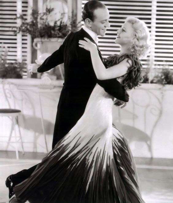 fred astaire | ... recordar algumas cenas de Fred Astaire e Ginger Rogers. Pura magia