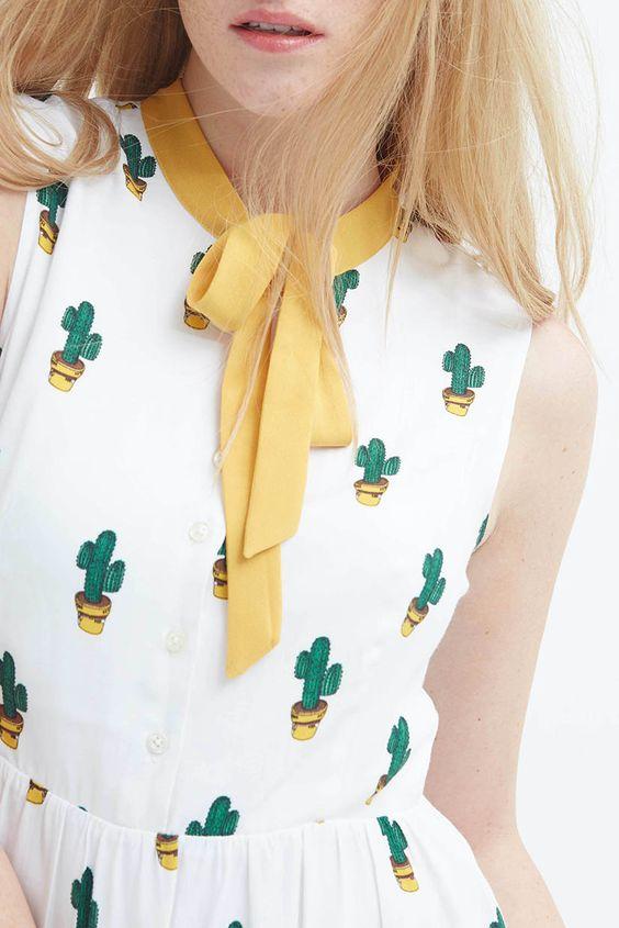 Set You Free Dress(Cactus) - misspatina.com
