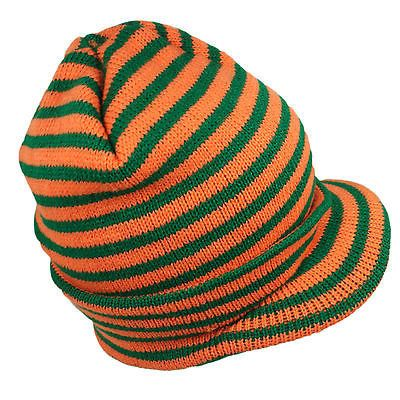 Suffer Beanie Kufi Hat Cap Hippie Cool Runnings Hawaii Radar Style Irie 1SZ FIT