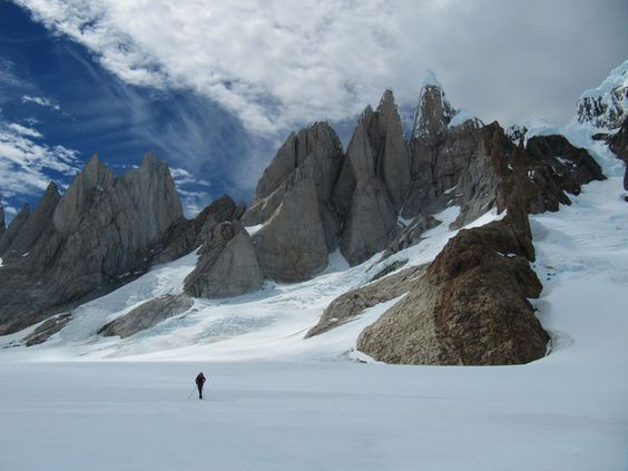 Austrian free-solos Cerro Torre | ROCK and ICE Magazine