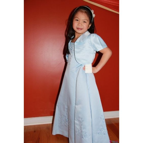 Special Occasion Dress 04 - BabyAngelCouture