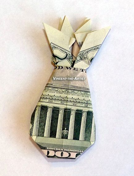 $5 Bill Pineapple - Money Origami: