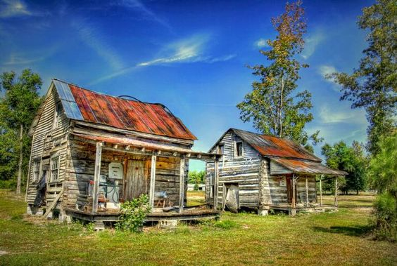 Great old cabins