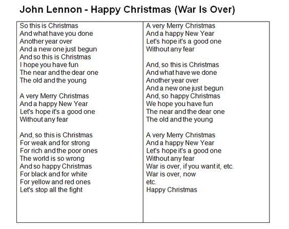 happy christmas john lennon mp3 download