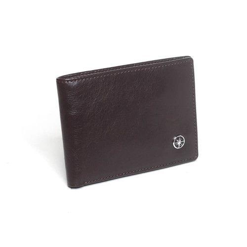 محفظة بطاقات و نقود ماركة كومباس 141503 Wallet Bifold Fashion