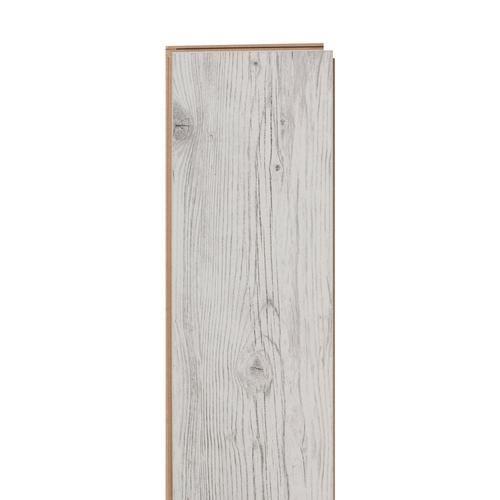 Coastal Drift Smooth Cork Plank Light Wood Floors Plank