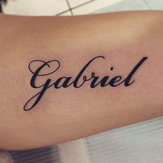 Pin De Juan Carlos Carranza En Dibujos Para Tatuajes Tatuajes De Nombres Disenos De Tatuaje De Nombres Tatuajes De Nombres En El Brazo