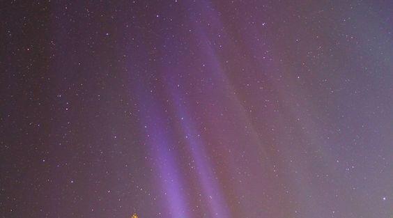 Auroras boreales y un meteoro desde Suecia | El Universo Hoy