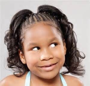 Cool Most Beautiful African American Kid Hairstyles For Girls Hair Short Hairstyles Gunalazisus