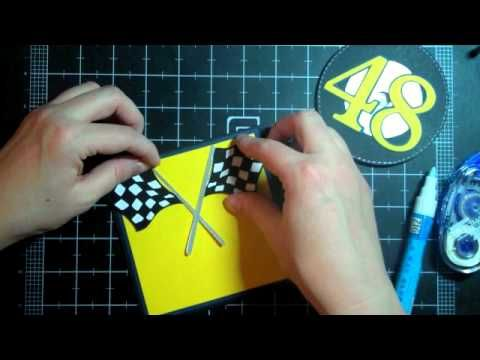 Episode 19 Nascar Birthday Card YouTube – Nascar Birthday Cards
