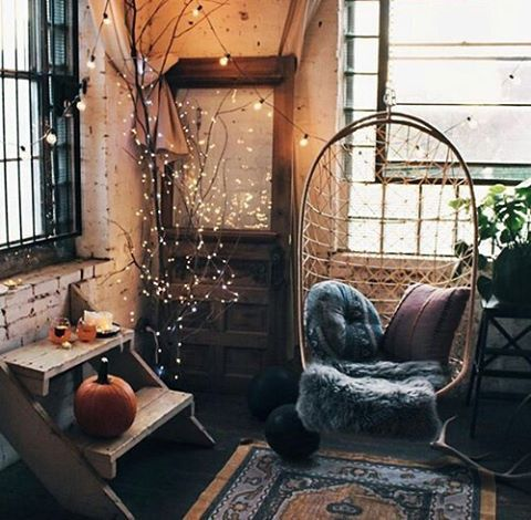 This looks like the best place to just chill. -Lex #fall #autumn