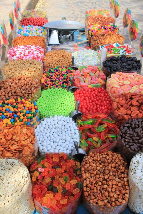 Dulces típicos, Tonalá, Jalisco.